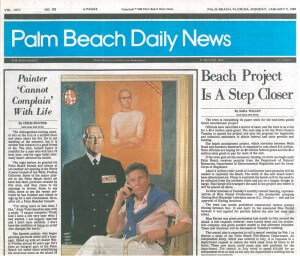 Palm Beach Daily News - USA - 09/01/1989