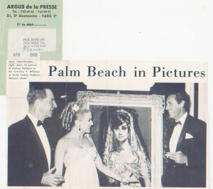 Palm Beach Life - USA - 1968