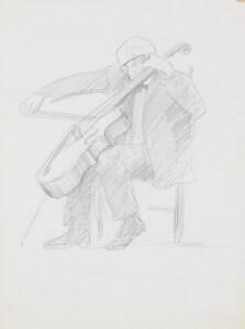 Rostropovich - en jouant au cello