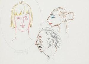 Baryshnikov, Natalia Makarova e Dali