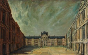 """""""La cour Carré du Louvre"""""""