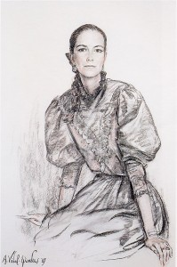 Madame Luc Argand