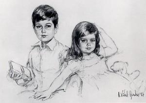 children of George Livanos