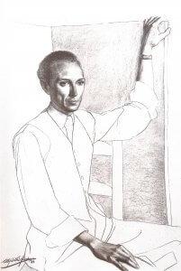 Antonio Juan Grau, peintre