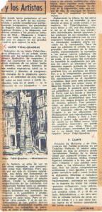 Galerias Layetanas - Espanha - 1950