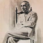 Retrato de Juan Antonio Grau por Alejo Vidal-Quadras
