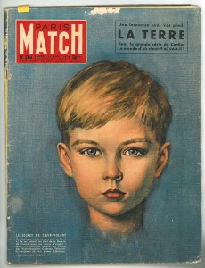 Paris Match - France -04/1956