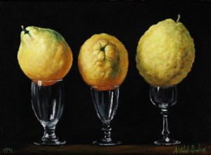 """Three lemons"""