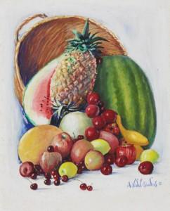 """""""Fruits exotiques pour affiche"""""""
