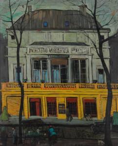 """""""Le Théâtre Hébertot"""""""