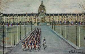 """""""Les invalides et garde Républicaine"""""""