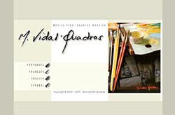 Site de Monica Vidal-Quadras