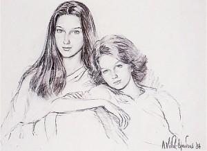 Laurence and Stephanie Nahmias
