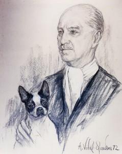 Mr. Charles Mumm