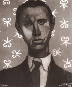 Modernist Self-portrait